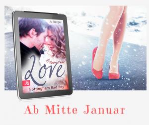 romantischer Liebesroman von Jo Berger
