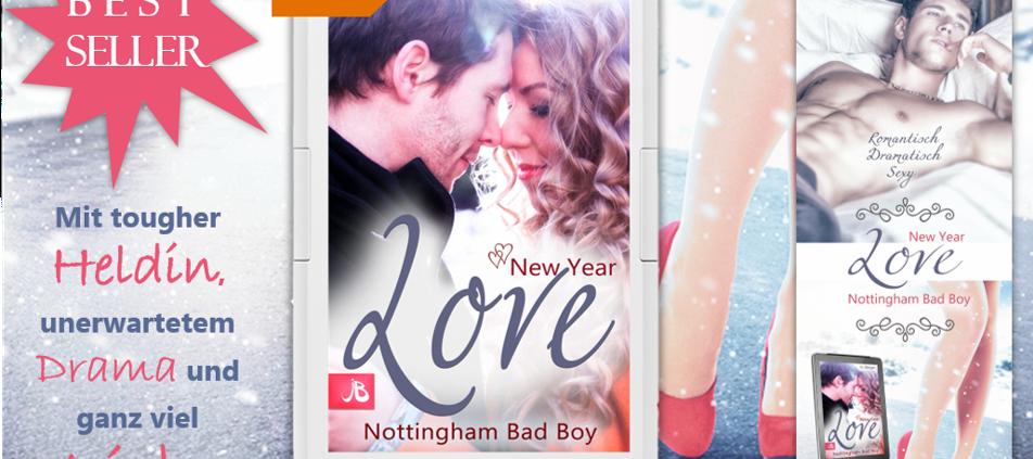 Top10 Bestseller New Year Love Jo Berger