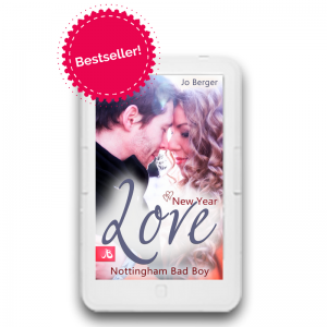 Bestseller Jo Berger New year love nottingham bad boy