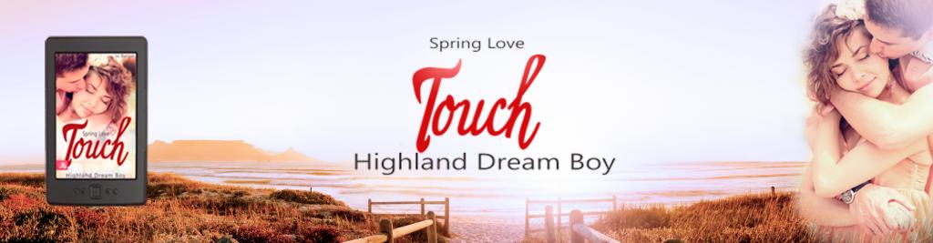 Roman Schottland Spring Love touch