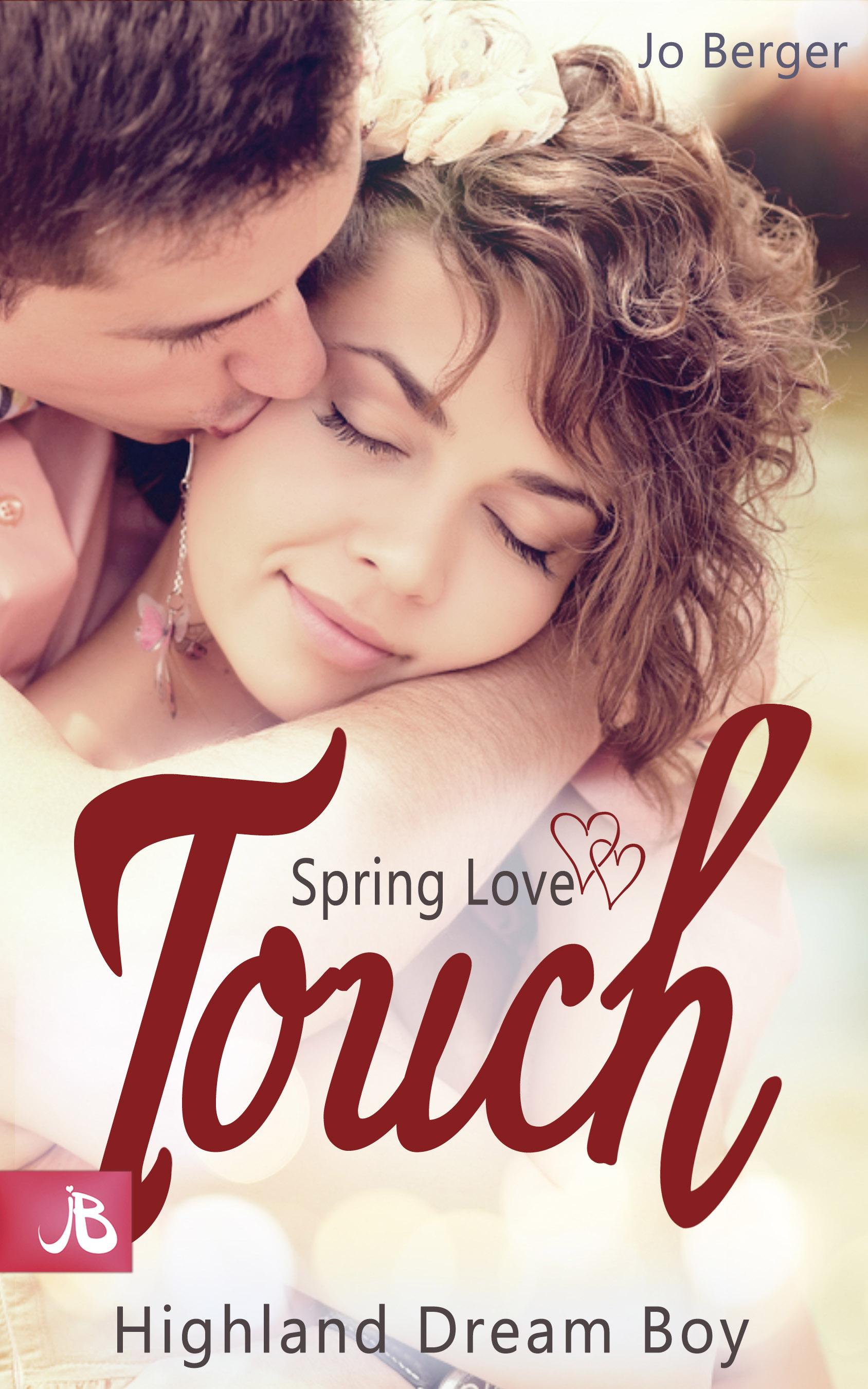 Neuerscheinung Highlandroman Spring love Touch