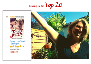 Einzug Top 20 Bestseller Jo Berger Spring love Touch