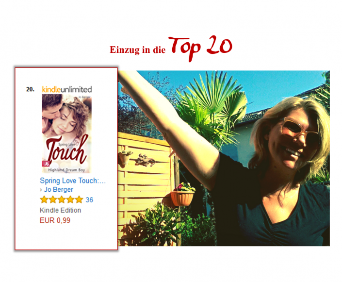 Einzug Top 20 Bestseller Jo Berger Spring love Touch