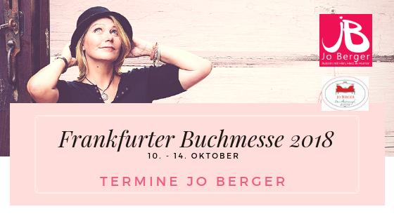 Jo Berger Frankfurter Buchmesse Termine