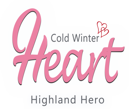 old Winter Heart Higland Hero - Jo Berger