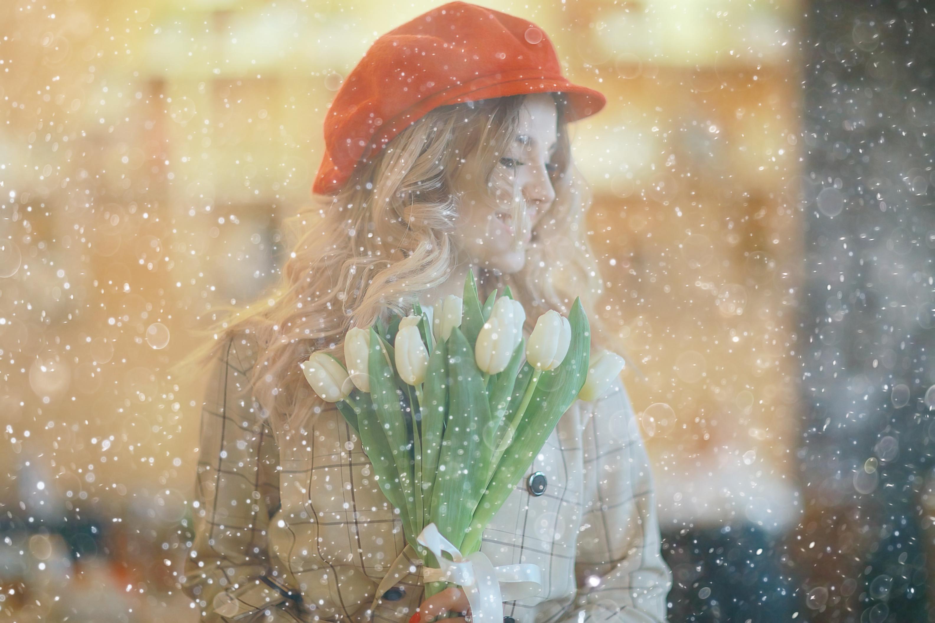 Duft hauch schnee glück winter