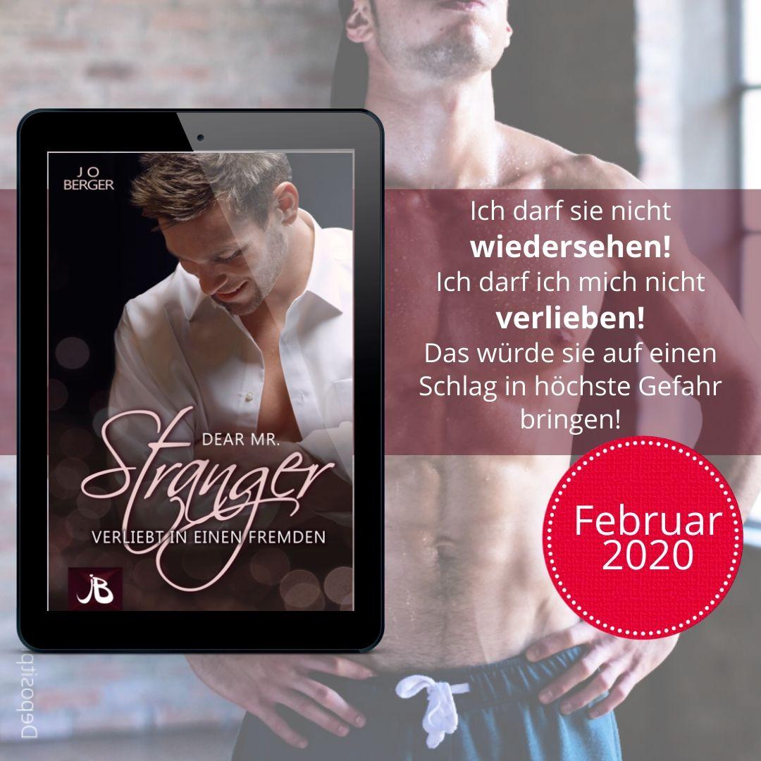 Neuerscheinung Liebesroman Jo Berger Bestseller Februar 2020