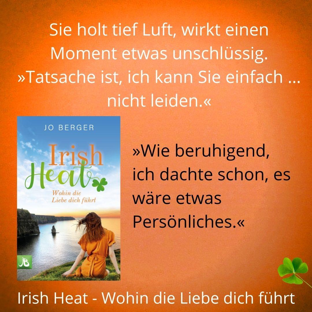 Irish Heat Wohin die Liebe uns führt